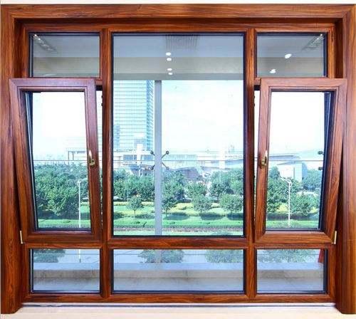 铝木复合门窗 11
