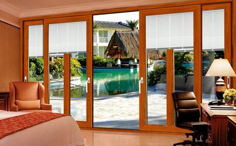 铝木复合门窗 十