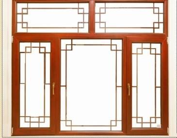 铝木复合门窗 六
