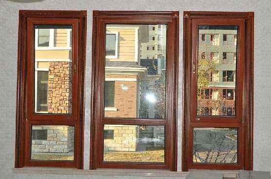 铝木复合门窗 五