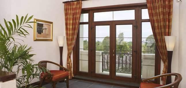 铝木复合门窗 四