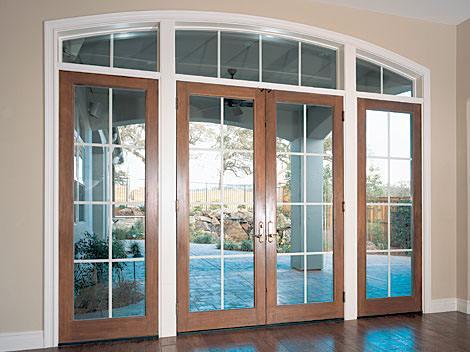 铝木复合门窗 三